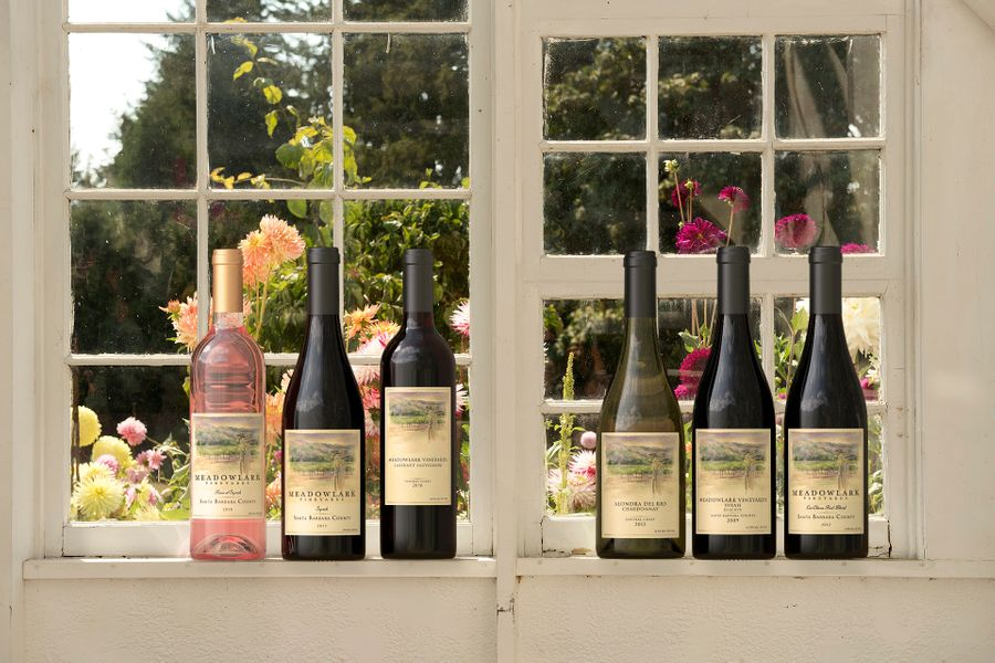 Meadowlark Vineyards Home Sampler
